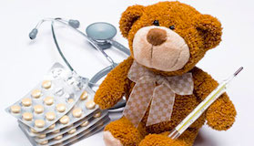 Teddybear as a doctor
